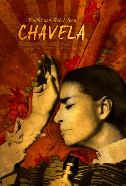 Music Box Films final key art poster for documentary Chavela