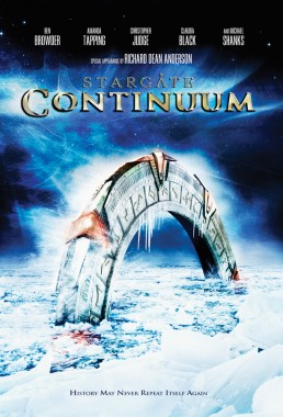 MGM's Continuum key art graphics