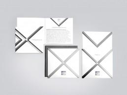 Elegant invitation design for a GM Ten event.