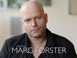 Photoshoot and epk sizzle reel with Marc Forster, director of World War Z, Quantum of Solace