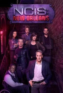 CBS NCIS New Orleans television key art