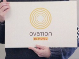 Ovation promotional video