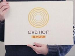 Ovation promotional video