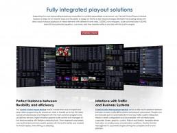 Website design for Bitcentral