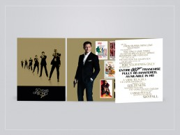 Special brochure created for MGM