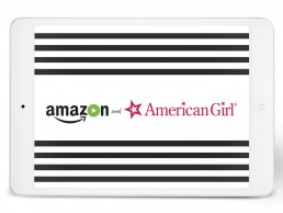 Cover for Amazon Prime's American Girl sales deck