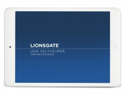 Lionsgate pitch deck