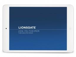 Lionsgate pitch deck