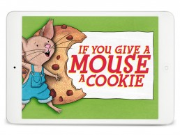 cover for IF YOU GIVE A MOUSE A COOKIE sales deck