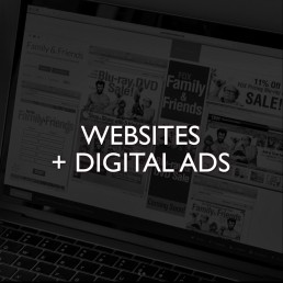 websites and digital ads