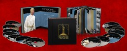 Columbia Pictures Box Set packaging, book design, and disc art